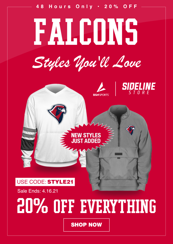Sideline Store Promo