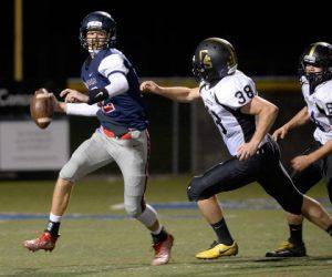 VCS Football Quarterback